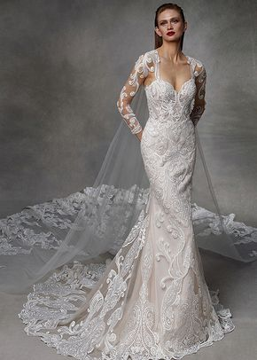 Dolly, Badgley Mischka Bride