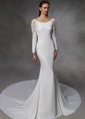 Donna, Badgley Mischka Bride