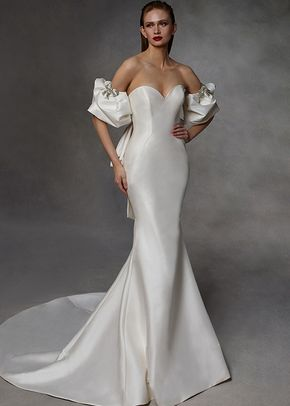 Allison, Badgley Mischka Bride