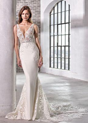 Felina, Badgley Mischka Bride