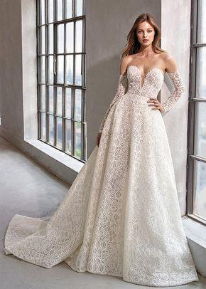 Fergie, Badgley Mischka Bride