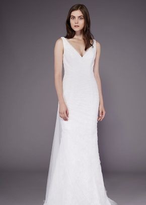 Cheryl, Badgley Mischka Bride