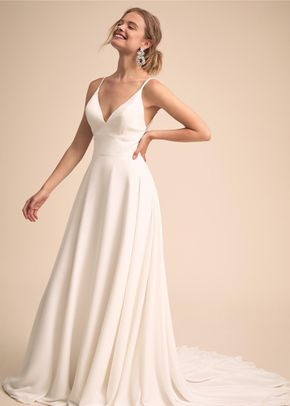 BHLDN Beloved Gown, BHLDN