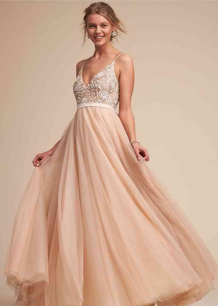 BHLDN Benson Gown, BHLDN