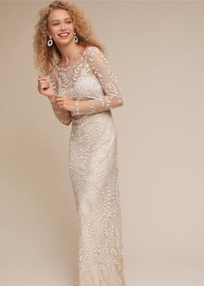 BHLDN Beyond The Sea Gown, BHLDN