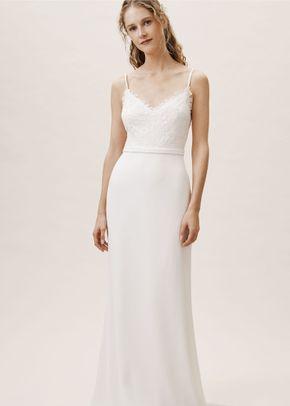BHLDN Sandrine Gown, BHLDN