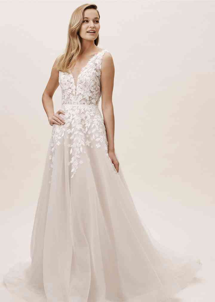 BHLDN Carmel Gown, BHLDN