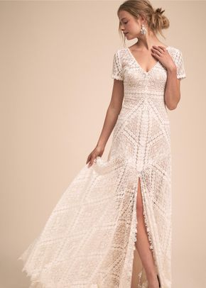 BHLDN Clements Gown, BHLDN