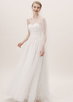 BHLDN Cordova Gown, BHLDN