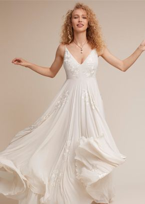 BHLDN Dreams Of You Gown, BHLDN