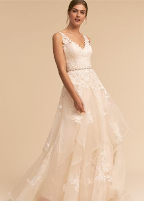 BHLDN Ever After Gown, BHLDN