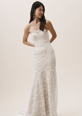 BHLDN Felton Gown, BHLDN