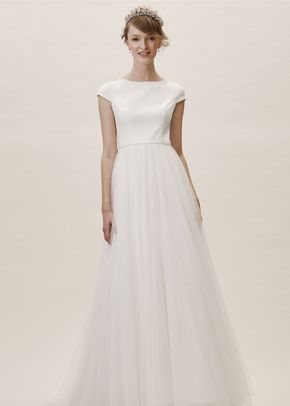 BHLDN Fitzwater Gown, BHLDN