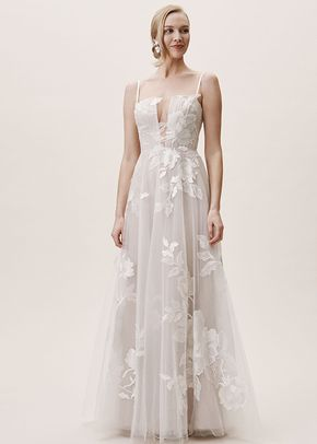 BHLDN Hutchinson Gown, BHLDN