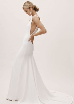 BHLDN Hyde Gown, BHLDN