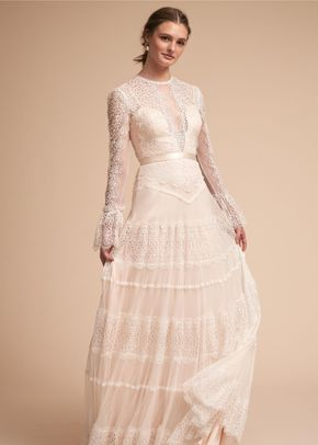 BHLDN Jeneva Gown, BHLDN