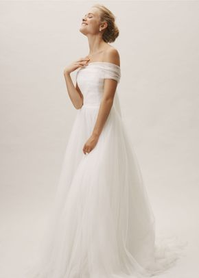 BHLDN Jillian Gown, BHLDN