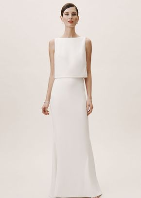 BHLDN Lady Bird Top & Park Avenue Skirt, BHLDN