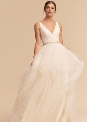 BHLDN Majestic Ballgown , BHLDN