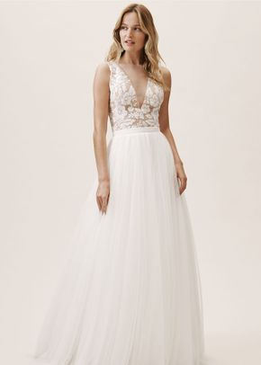 BHLDN Marian Top & Clarke Skirt, BHLDN