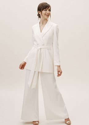 BHLDN Nicki Jumpsuit & Nicki Jacket, BHLDN
