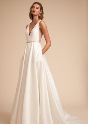 BHLDN Mercer Gown, BHLDN