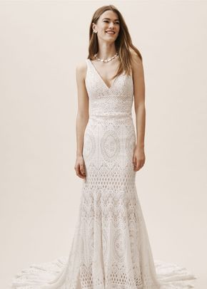 BHLDN Peoria Gown, BHLDN