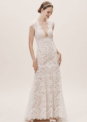 BHLDN Philomene Gown, BHLDN