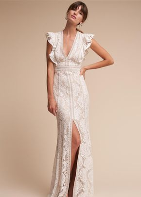 BHLDN Placid Gown, BHLDN