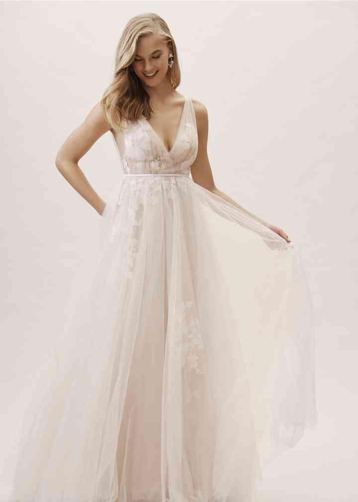 BHLDN Ricarda Gown, BHLDN