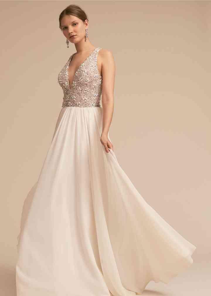BHLDN Roxbury Gown, BHLDN