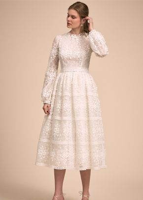 BHLDN Shaw Gown, BHLDN