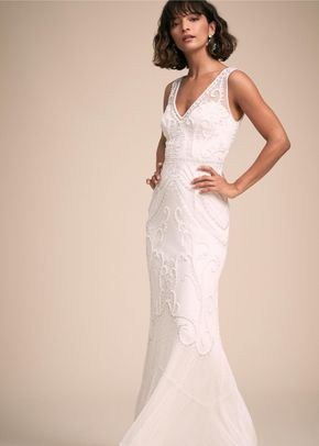 BHLDN Sorrento Gown, BHLDN