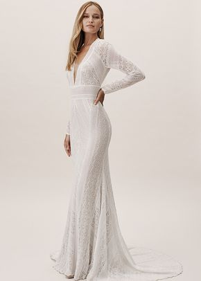 BHLDN Summer Gown, BHLDN