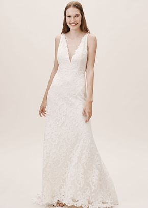 BHLDN Vanessa Gown, BHLDN