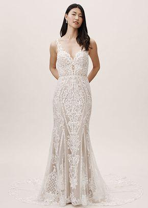 BHLDN Hearst Gown, BHLDN