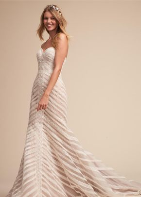 BHLDN Waverly Gown, BHLDN