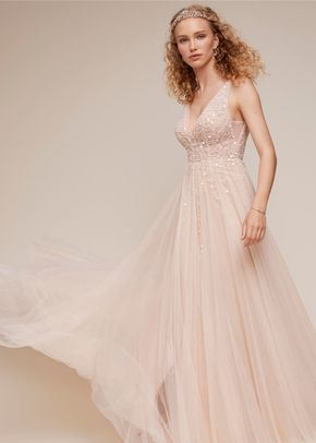 BHLDN Written In The Stars Gown, BHLDN