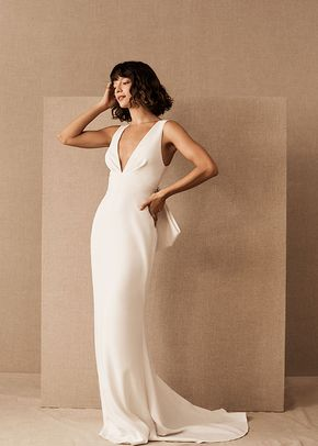 BHLDN Vista Gown, BHLDN