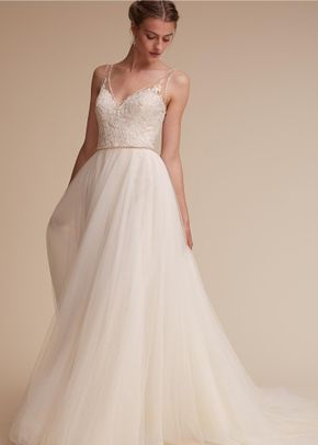 Cassia Gown, BHLDN