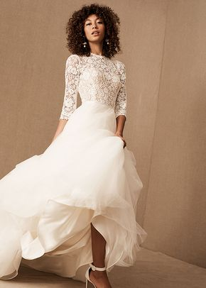 Frederique Gown, BHLDN