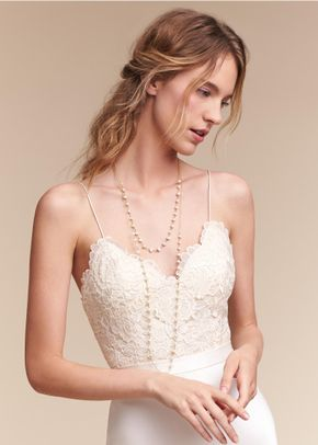 Havana Corset Top, BHLDN