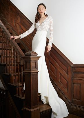 Veda Gown, BHLDN