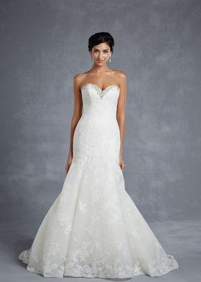 Kate Mermaid Wedding Dress By Blue By Enzoani