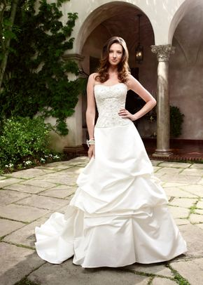 2309 Elise, Casablanca Bridal