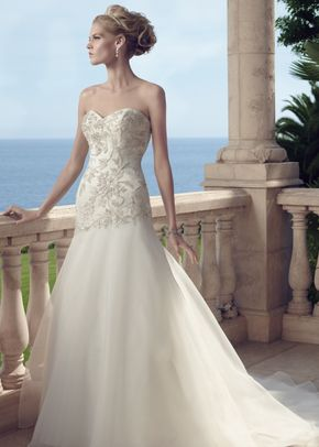 2021 Ball Gown Wedding Dress By Casablanca Bridal
