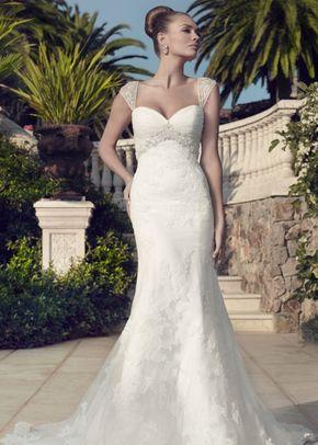 2017, Casablanca Bridal