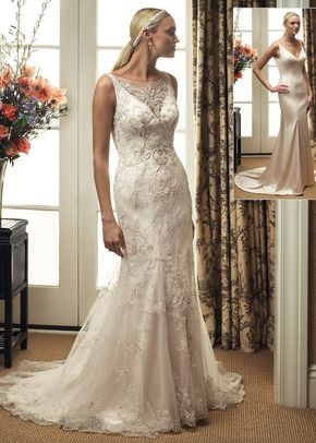 2021 Ball Gown Wedding Dress By Casablanca Bridal
