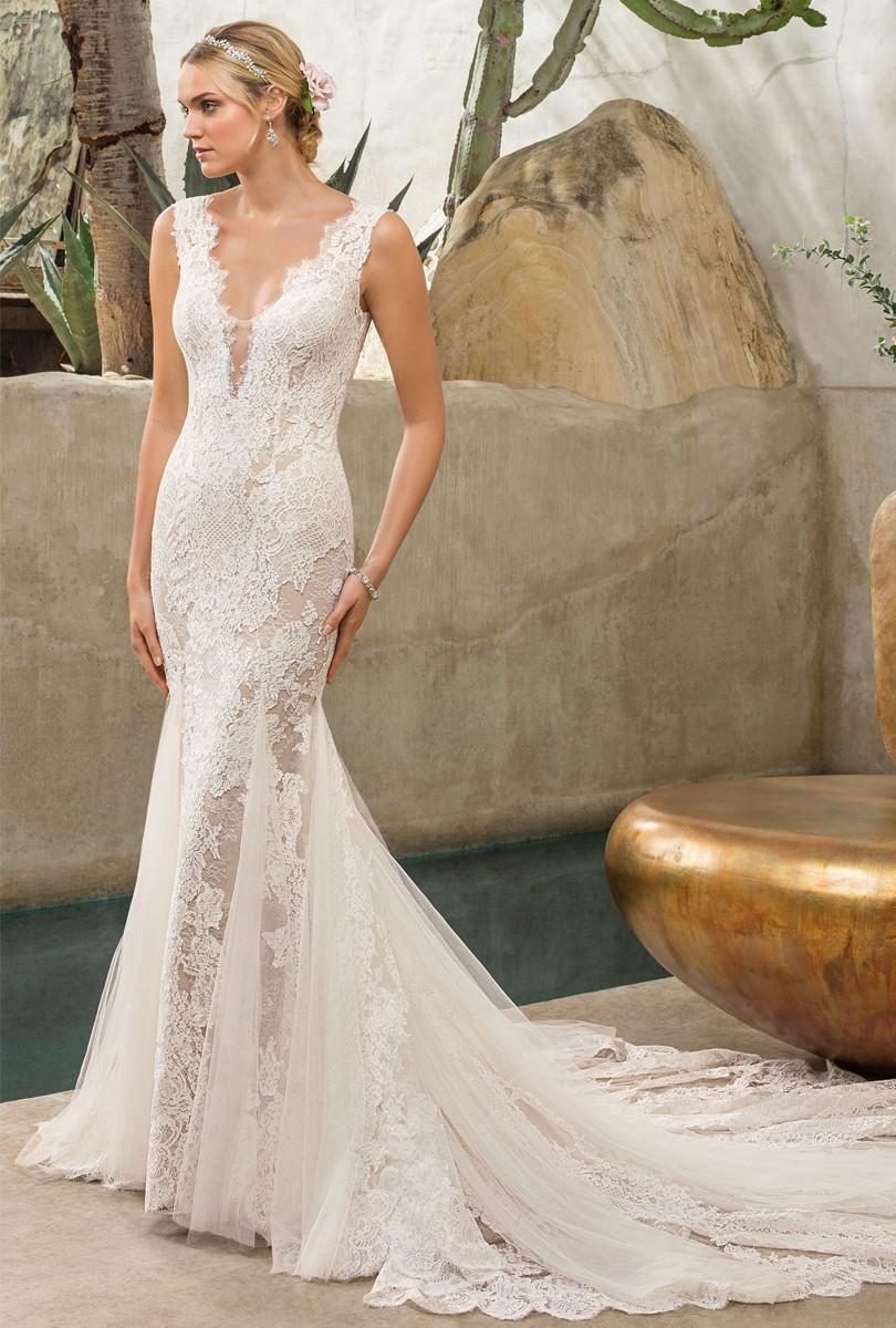 Casablanca bridal wedding dresses casablanca bridal for Casablanca wedding dresses prices