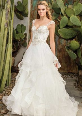 2356 Madelyn, Casablanca Bridal